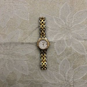 Gold/Silver Seiko Watch